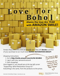BRG - Amazon Smile - Flyer