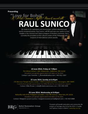 Raul Sunico Flyer